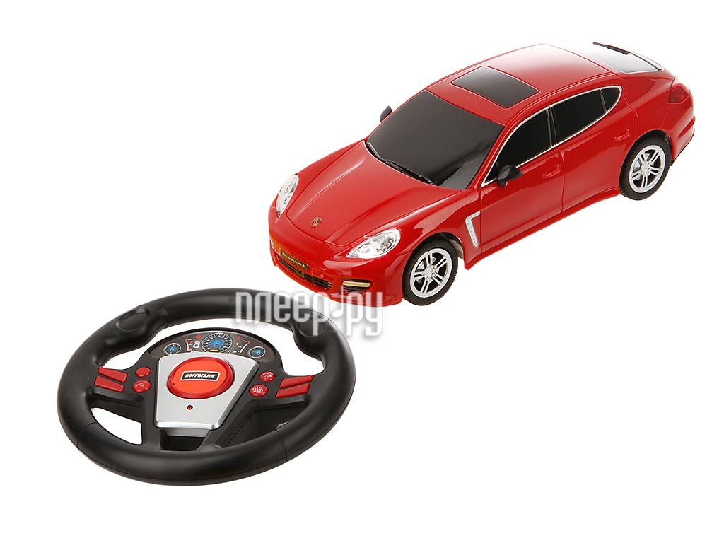 Радиоуправляемая игрушка Hoffmann Porsche Panamera Turbo S 1:24 47954