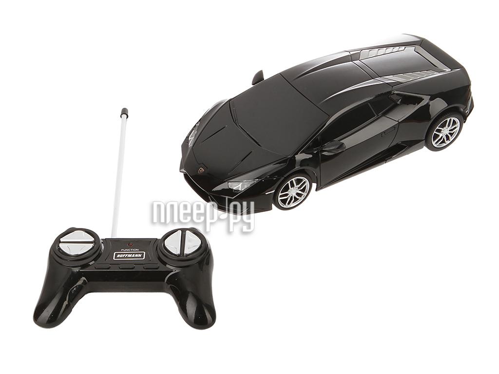 Радиоуправляемая игрушка Hoffmann Lamborghini Huracan LP610-4 1:24 Black 47944
