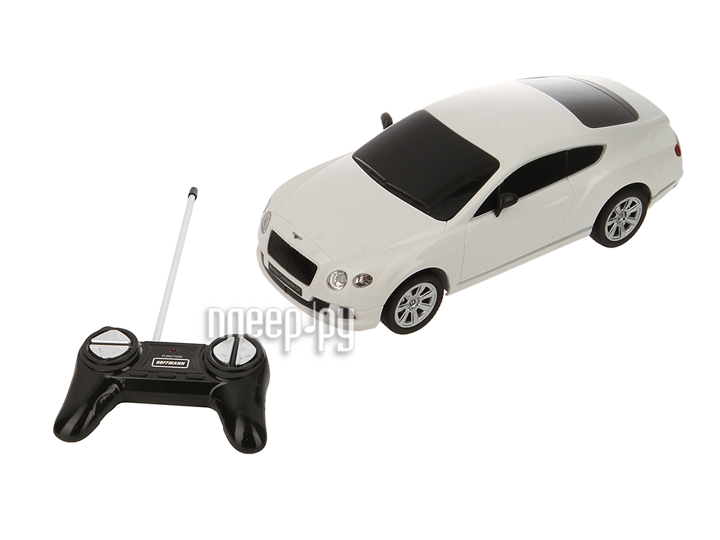 Радиоуправляемая игрушка Hoffmann Bentley Continental GT W12 1:24 47945