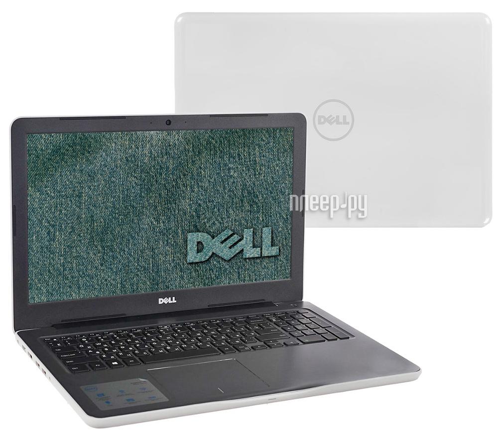 Ноутбук Dell Inspiron 5567 5567-2662 (Intel Core i7-7500U 2.7GHz / 8192Mb / 1000Gb / DVD-RW / AMD Radeon R7 M445 4096Mb / Wi-Fi / Bluetooth / Cam / 15.6 / 1920x1080 / Windows 10 64-bit)