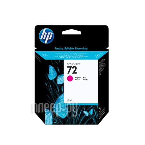 Картридж HP 72 C9399A 69ml Magenta