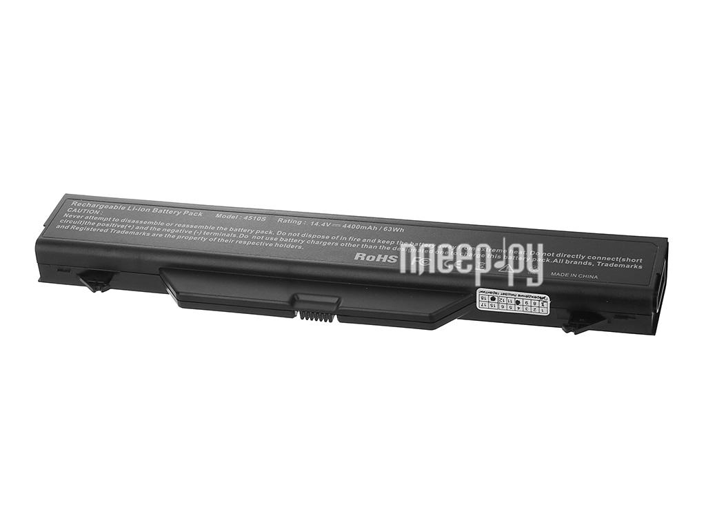 Аккумулятор Tempo 4510s 14.4V 4400mAh для HP ProBook 4510s/4515s/4710s/4720s Series