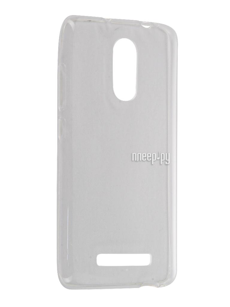 Аксессуар Чехол Xiaomi Redmi 4A SkinBox Slim Silicone 4People Transparent T-S-XR4A-005