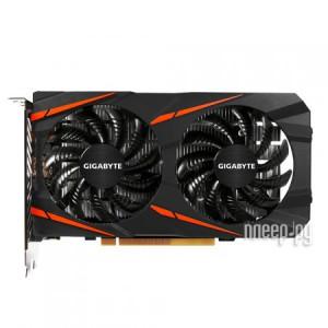 Купить Видеокарта GigaByte Radeon RX 460 1212Mhz PCI-E 3.0 4096Mb 7000Mhz 128 bit DVI HDMI HDCP GV-RX460WF2OC-4GD