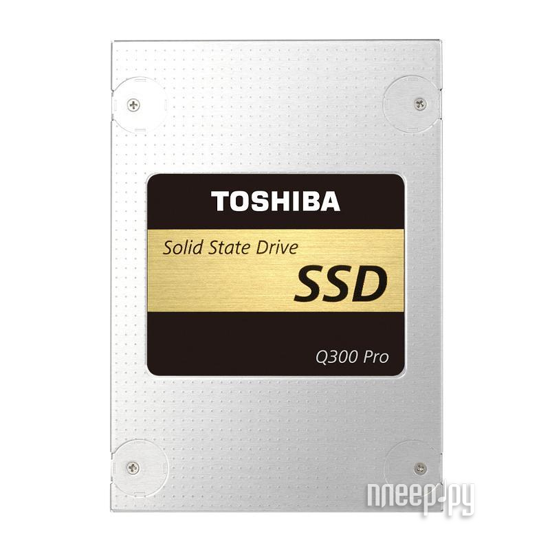 Жесткий диск 512Gb - Toshiba Q300 Pro HDTSA51EZSTA