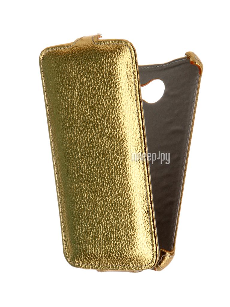 Аксессуар Чехол LG K5 X220ds Gecko Gold GG-F-LGK5-GOLD