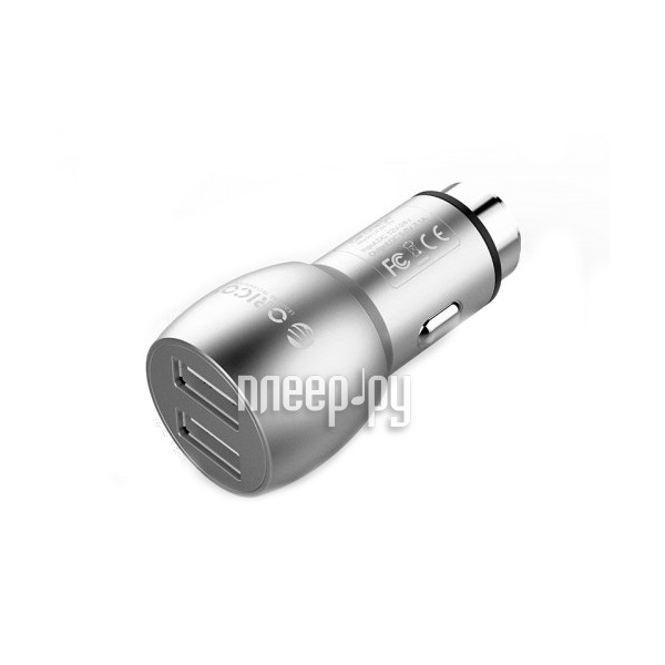 Зарядное устройство Orico UCM-2U-SV Silver