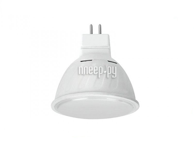 Лампочка Ecola MR16 GU5.3 10.0W 220V 2800K прозрачное стекло M2ZW10ELC