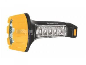 Купить Фонарь UltraFlash LED3819 Black-Yellow 10974
