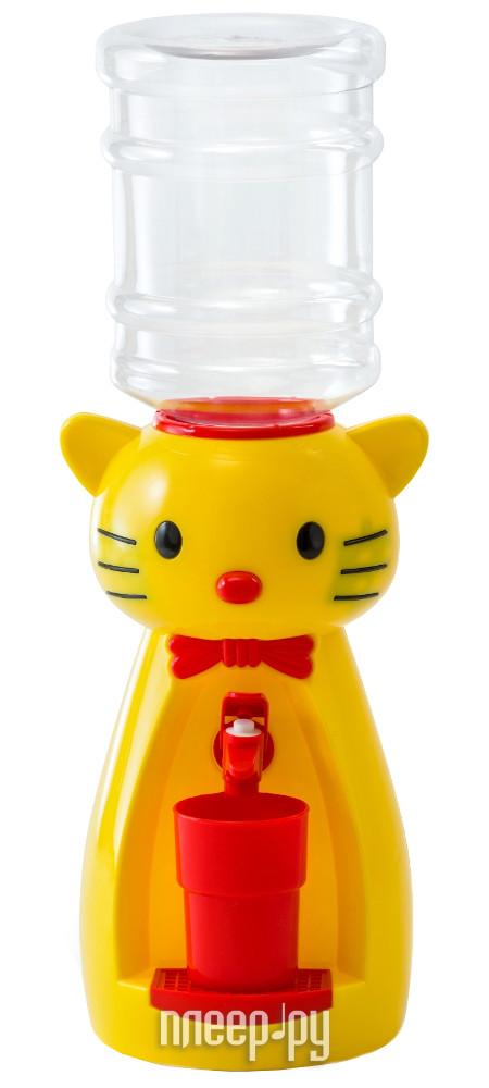 Кулер Vatten Kids Kitty со стаканчиком Yellow 4919