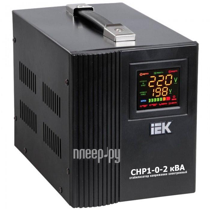 Стабилизатор IEK СНР 1 / 220 2кВА IVS20-1-02000 купить