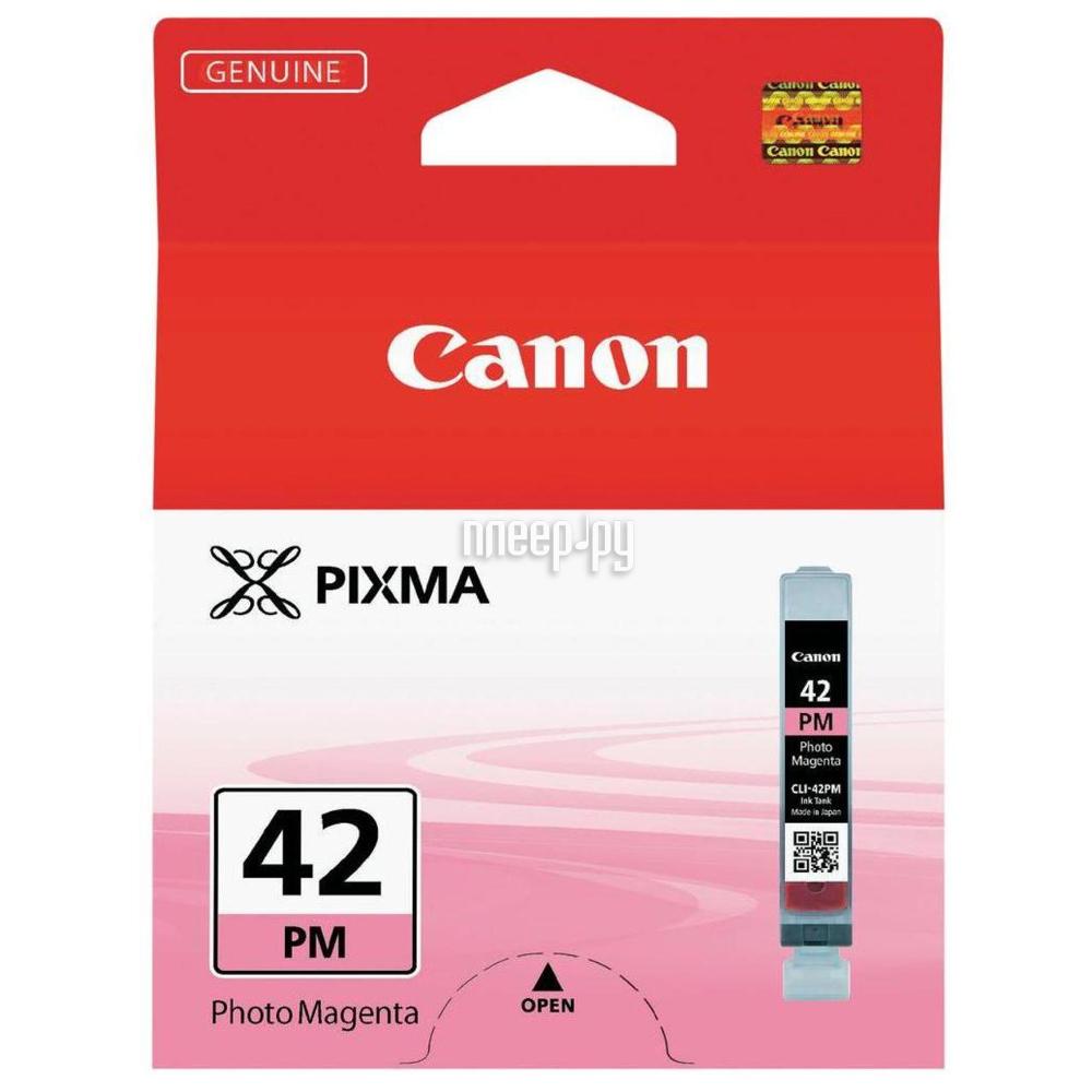 Картридж Canon CLI-42PM Photo Magenta 6389B001