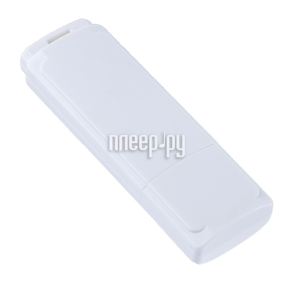 USB Flash Drive 8Gb - Perfeo C04 White PF-C04W008
