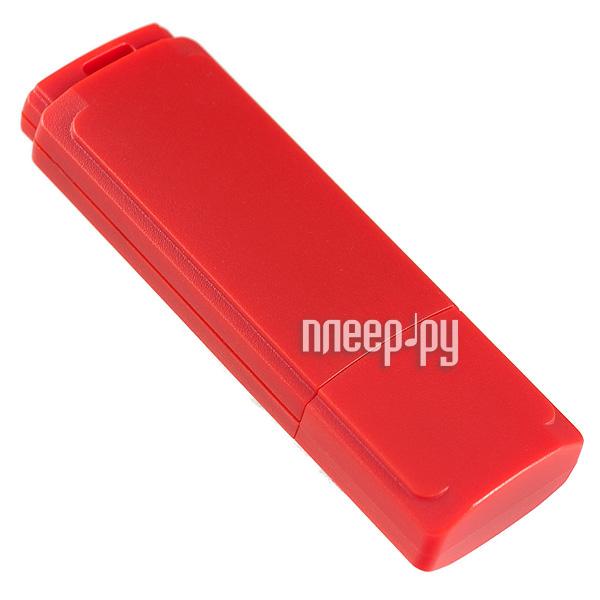 USB Flash Drive 64Gb - Perfeo C04 Red PF-C04R064