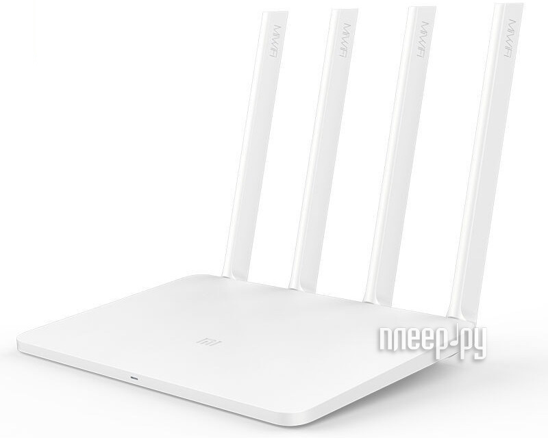 Wi-Fi роутер Xiaomi Mi Wi-Fi Router 3 White