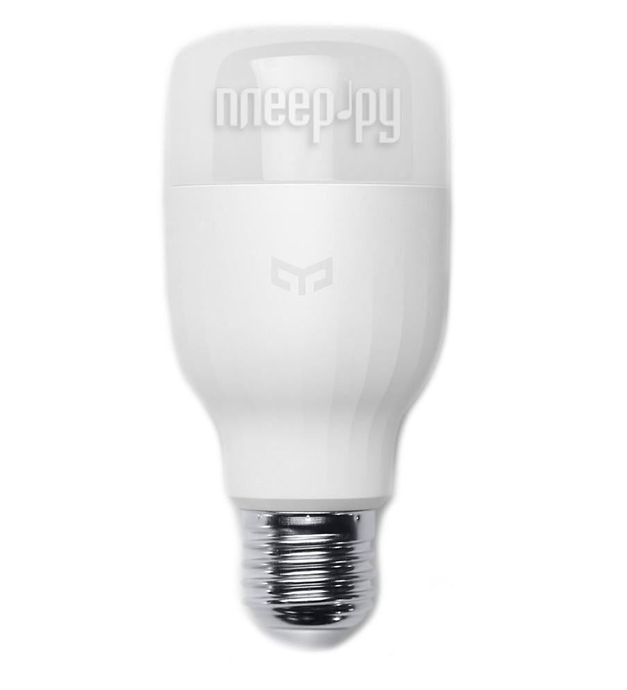 Гаджет Xiaomi Yeelight Smart Led Bulb White GPX4001RT