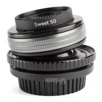 Объектив Lensbaby Composer Pro II w/Sweet 50 for Canon EF LBCP250C 84640