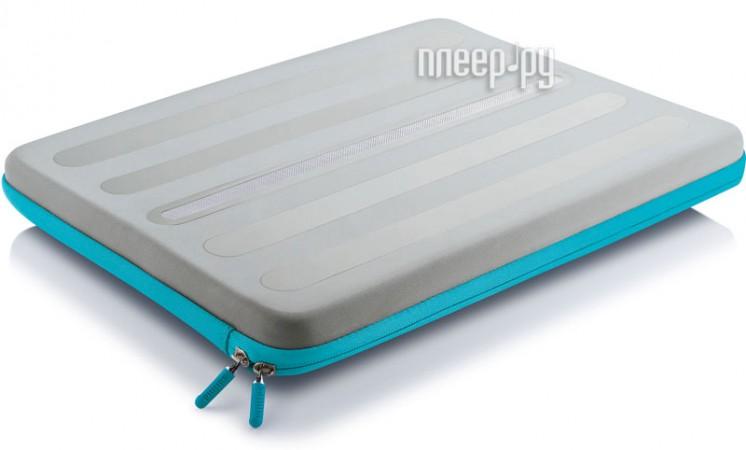 Аксессуар Сумка 14.1 Philips SLE3400EN/10 Blue - усиленный и с функцией HeatProtect!  Pleer.ru  920.000