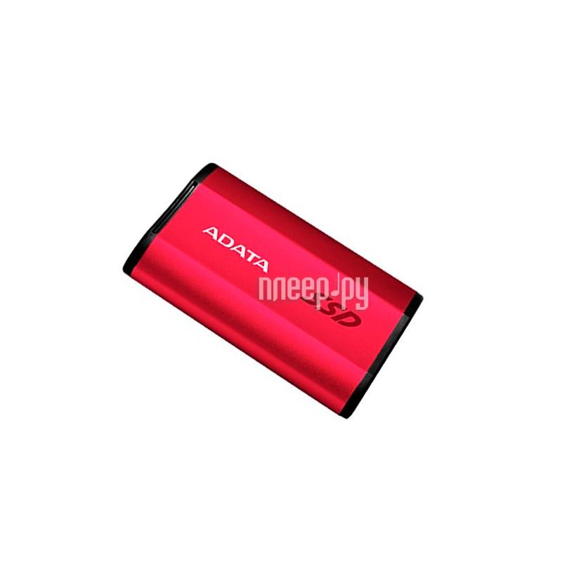 Жесткий диск A-Data SE730 250Gb SSD ASE730-250GU31-CRD