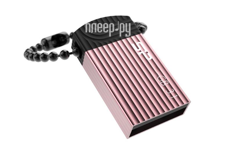 USB Flash Drive 16Gb - Silicon Power Jewel J20 USB 3.1 Pink SP016GBUF3J20V1P