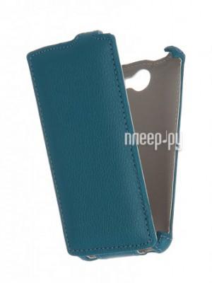 Купить Аксессуар Чехол Tele2 Mini Zibelino Classico Turquoise ZCL-TL2-MINI-TQS