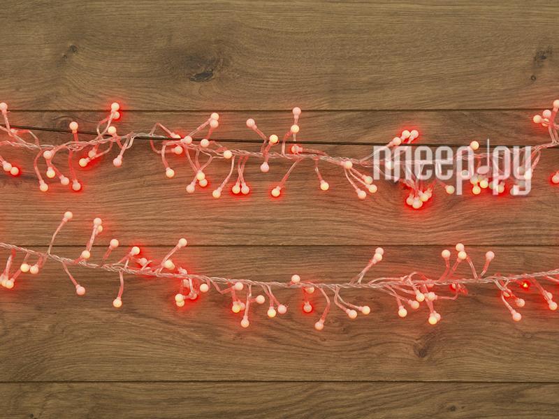 Гирлянда Neon-Night Мишура LED Red 303-602