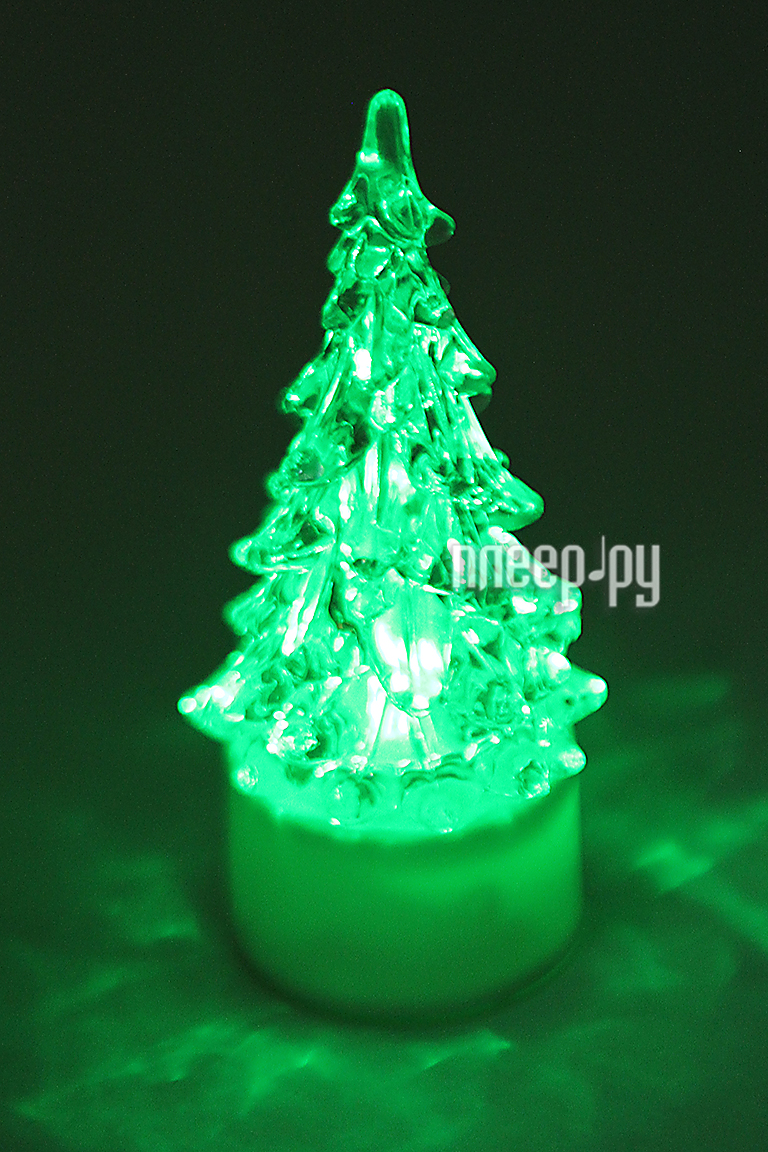 Новогодний сувенир Neon-Night Елочка маленькая 501-041