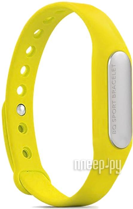 Умный браслет BQ BQ-W009 Yellow