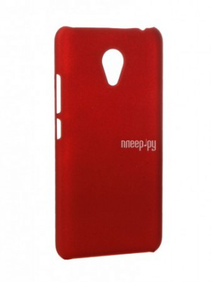 Купить Аксессуар Чехол Meizu M3S Mini Apres Hard Red