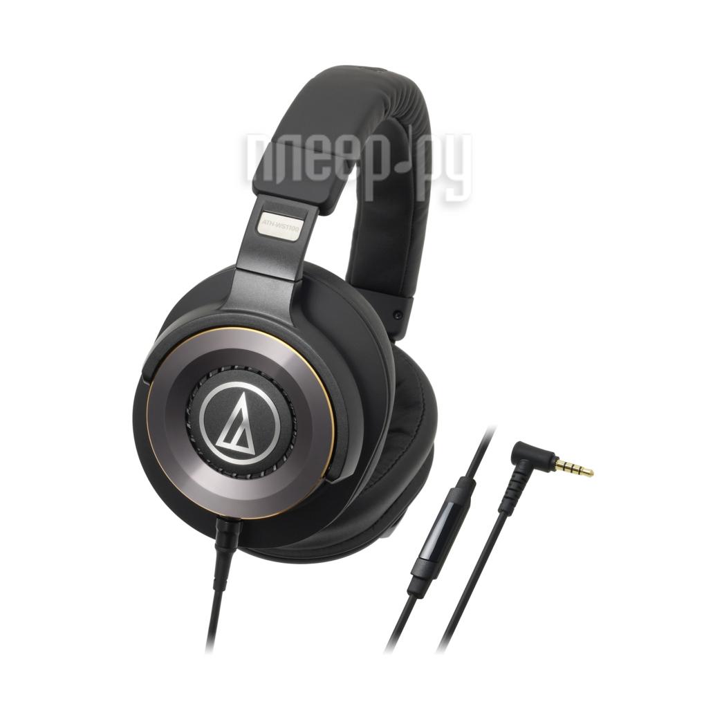Гарнитура Audio-Technica ATH-WS1100iS