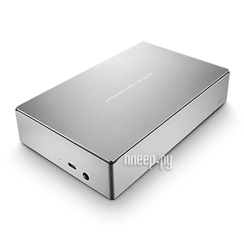 Жесткий диск LaCie Porshe Design 8Tb STFE8000200 купить