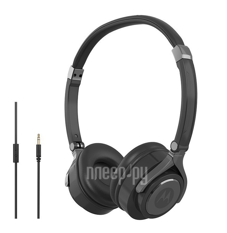 Гарнитура Motorola Pulse 2 Wired Black купить