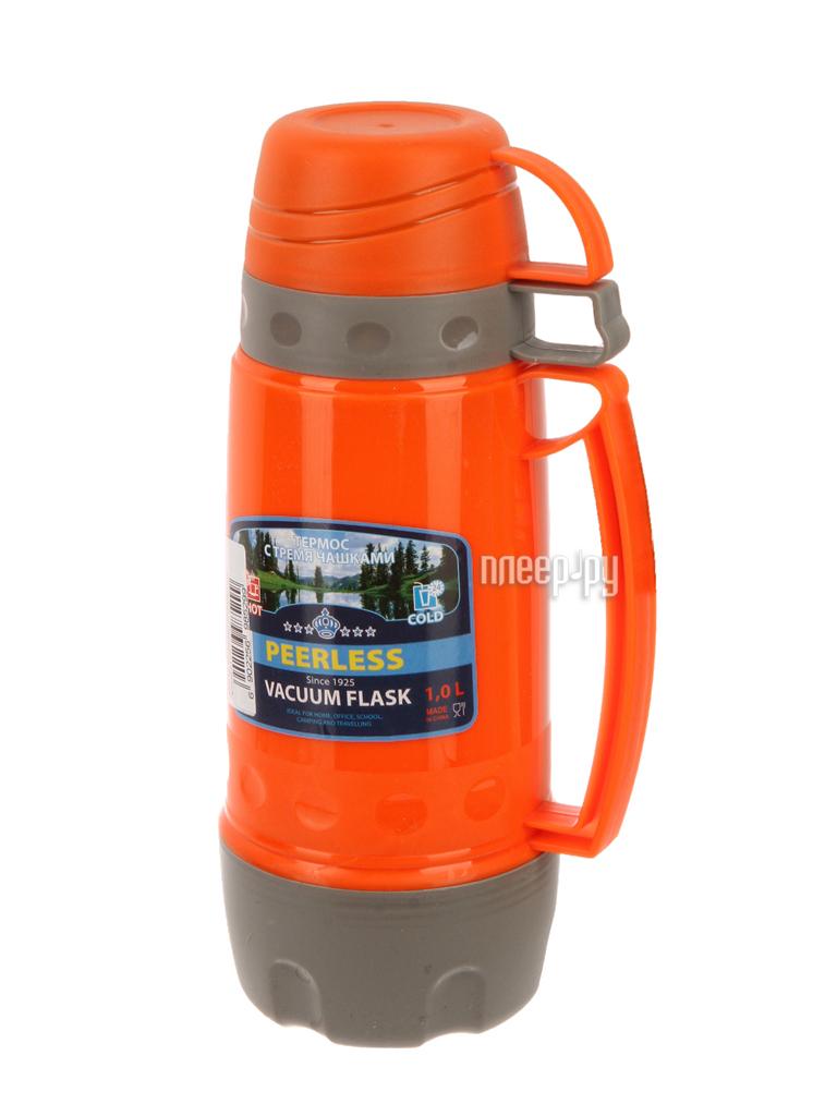 Термос Peerless PEE 100 1L Orange