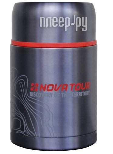 Термос Nova Tour Капсула 800 Grey 95298-912-00