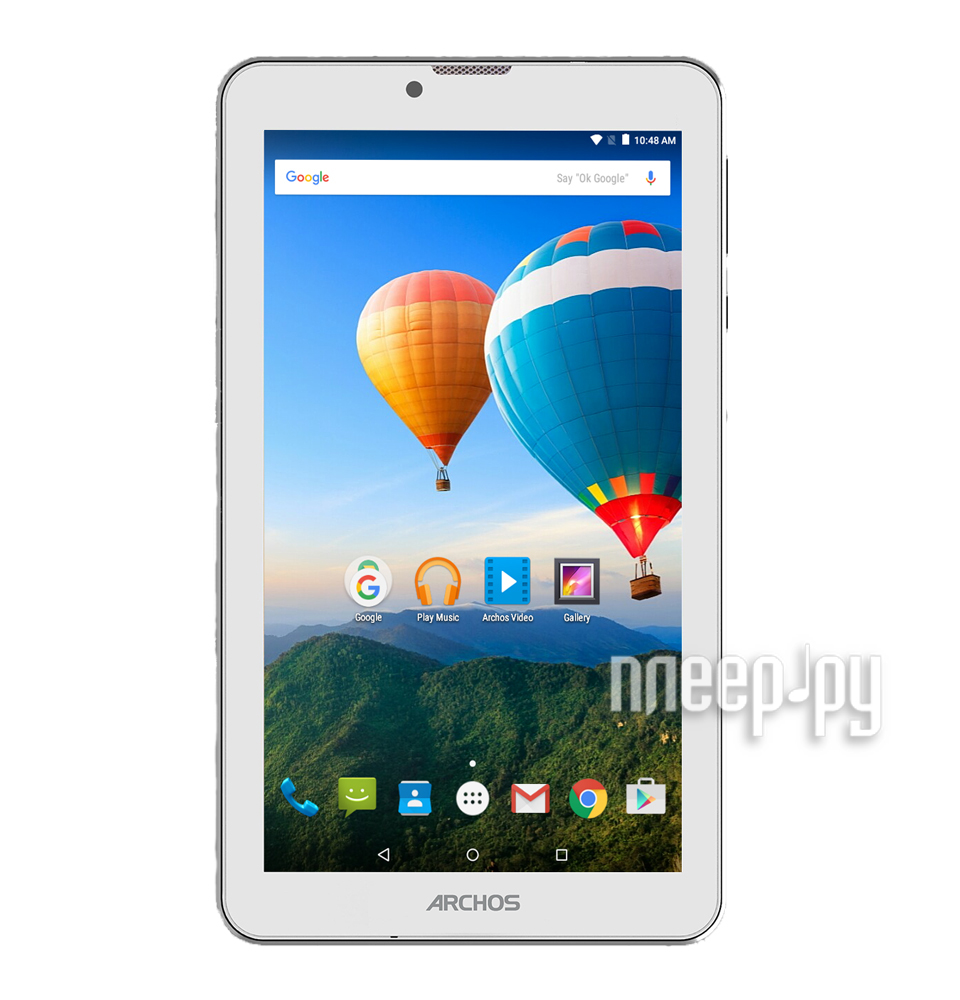 Планшет Archos 70 Xenon Color (MediaTek MT8321 1.3 GHz / 1024Mb / 8gb / GPS / Wi-Fi / Bluetooth / Cam / 7.0 / 1024x600 / Android)