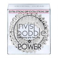 Резинка для волос Invisibobble Power Crystal Clear 3 штуки