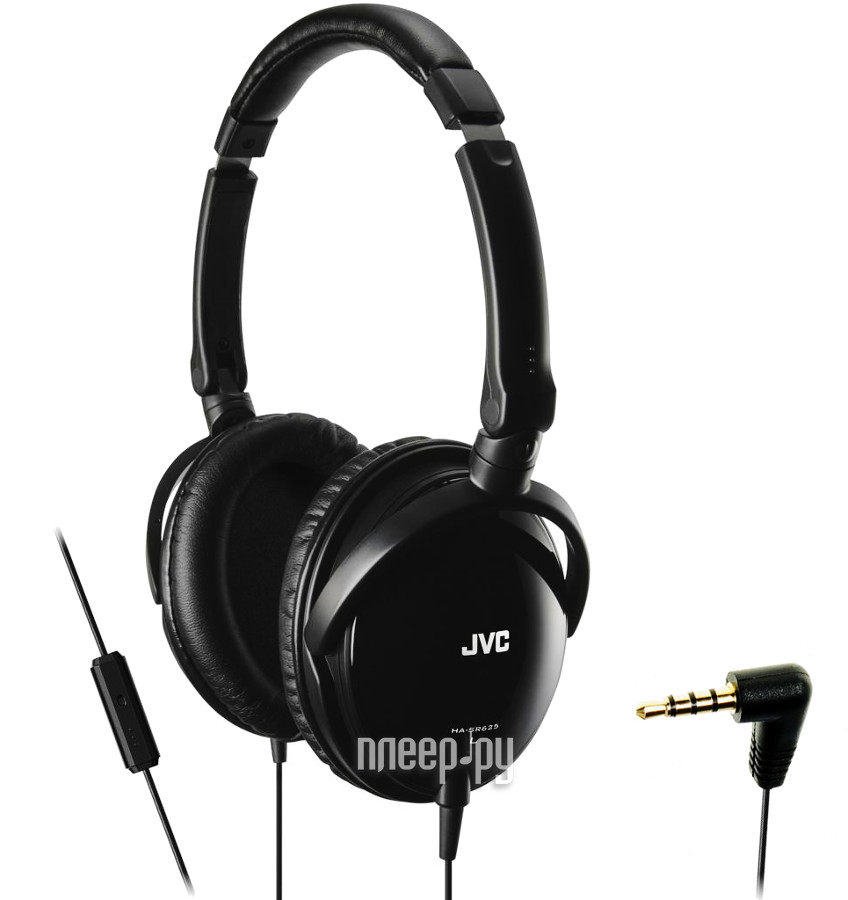 Гарнитура JVC HA-SR625-B Black