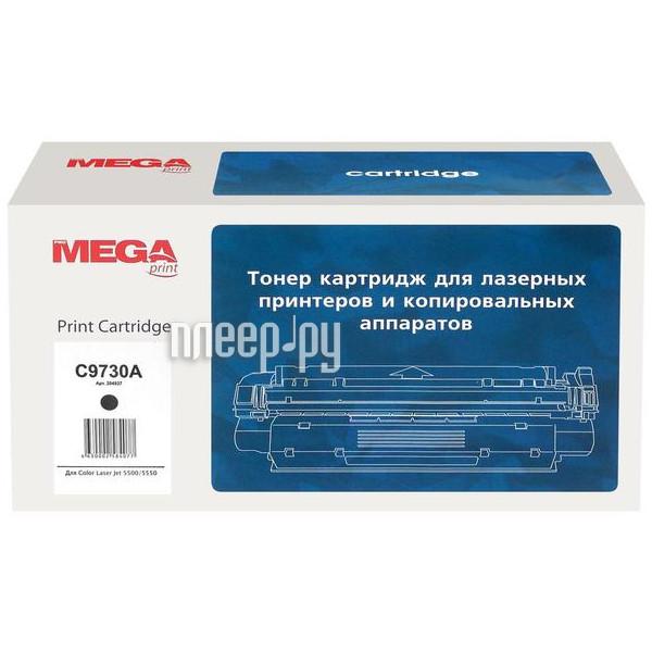 Картридж ProMega Print 645A C9730A для HP LaserJet 5500/5550 Black