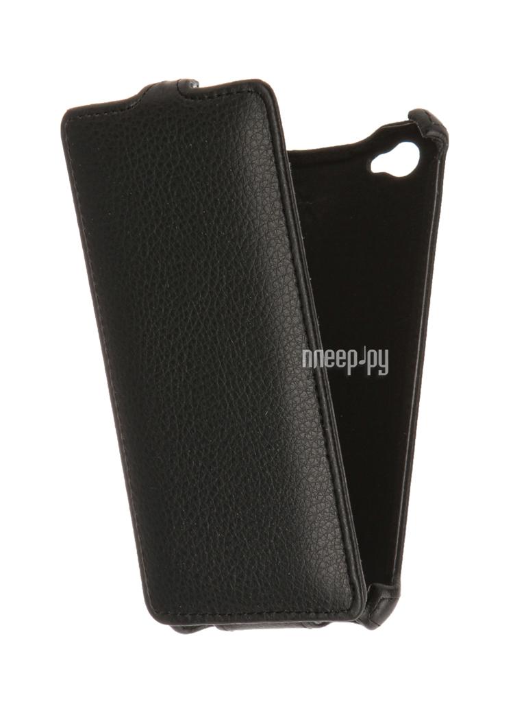 Аксессуар Чехол Philips S326 Zibelino Classico Black ZCL-PHL-S326-BLK
