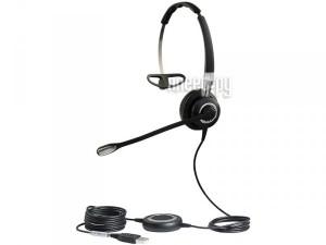 Купить Гарнитура Jabra BIZ 2400 II Mono USB 3-1 MS BT 2496-823-209