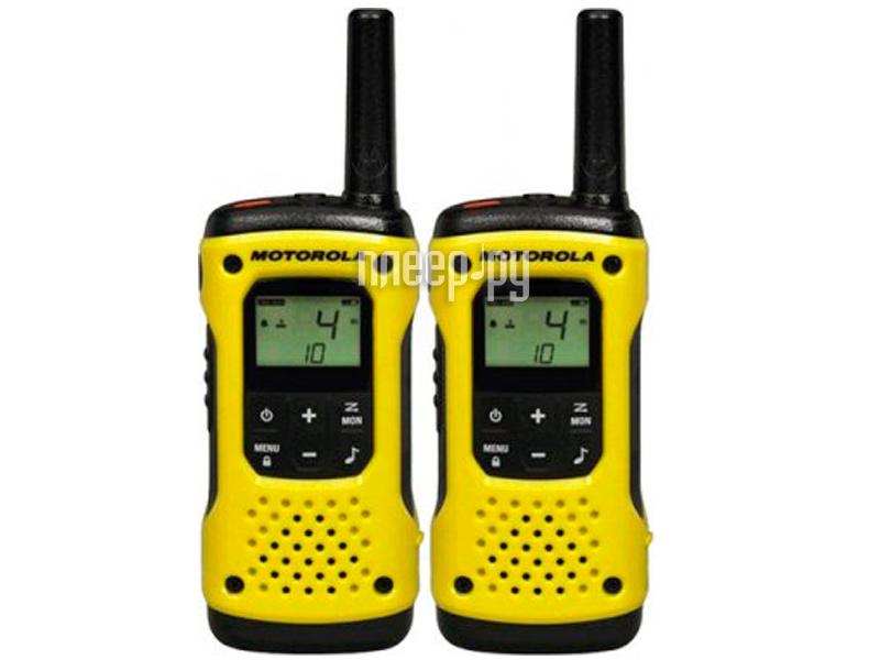 Рация Motorola TLKR-T92