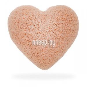 Купить Средство для ухода за лицом The Konjac Sponge Company Premium сердце с розовой глиной