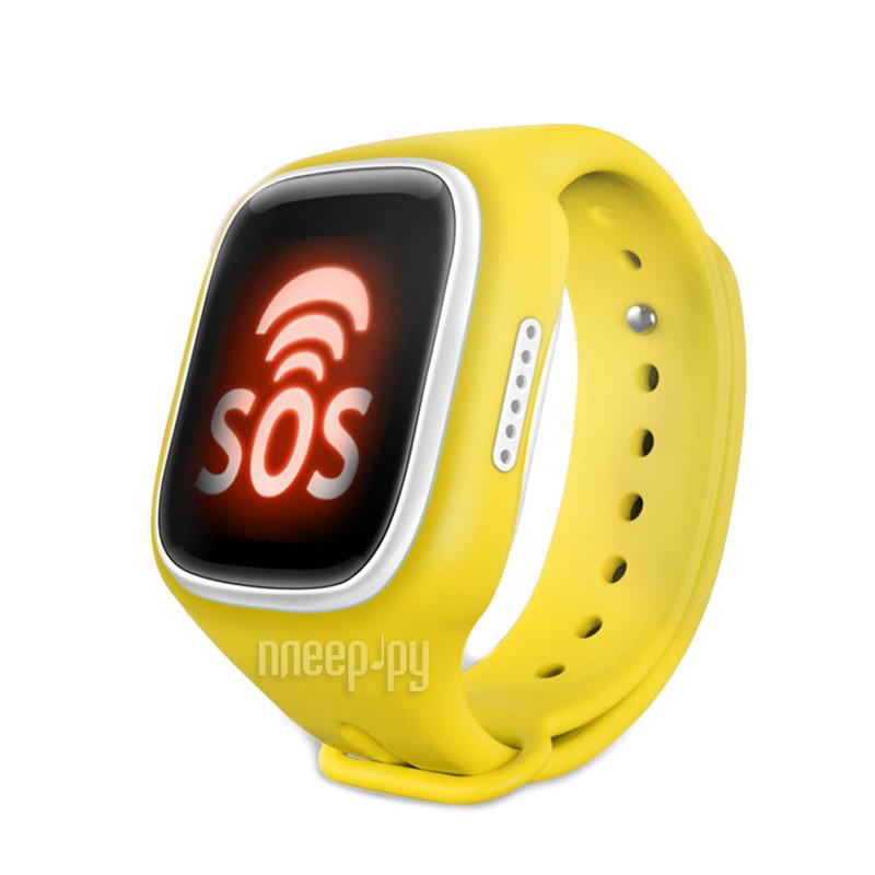 Умный браслет MonkeyG S80 Yellow
