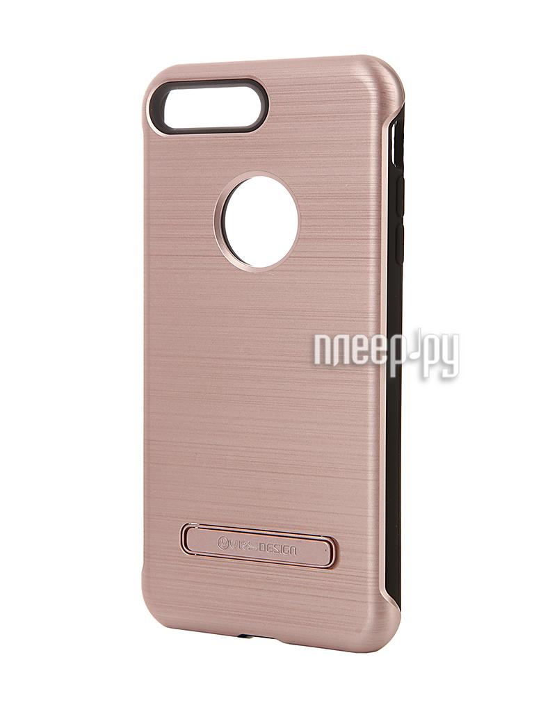 Аксессуар Чехол Verus Duo Guard для APPLE iPhone 7 Plus Rose Gold 904652 купить