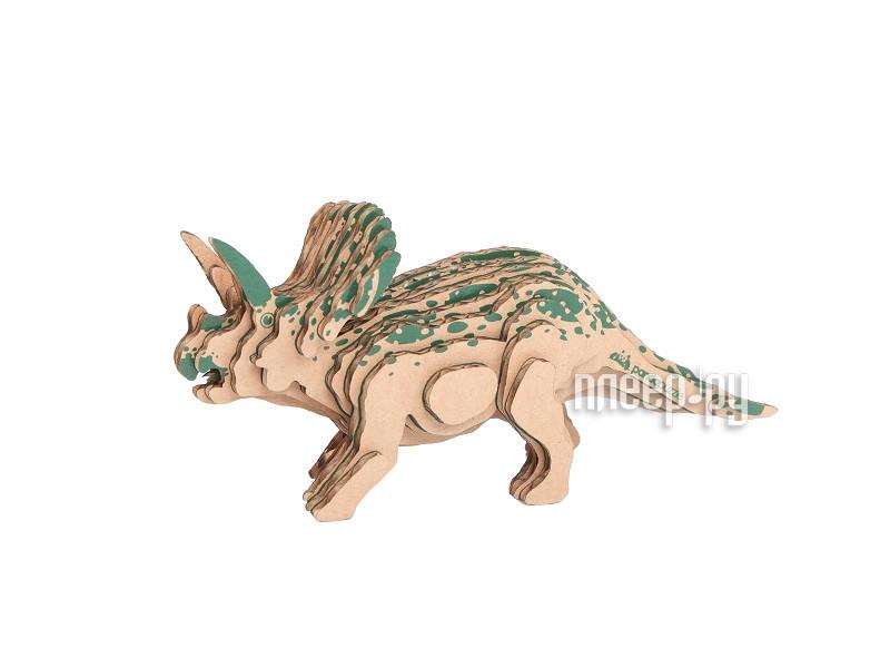 3D-пазл PandaPuzzle Торозавр AB 1106