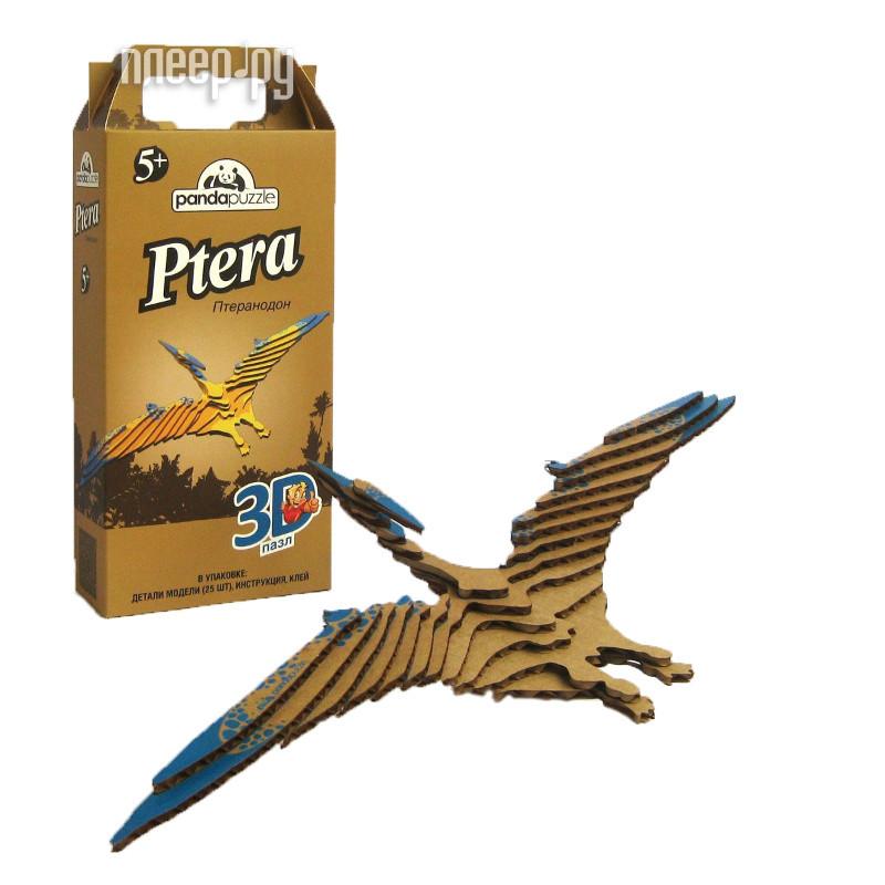 3D-пазл PandaPuzzle Птеранодон AB 1104