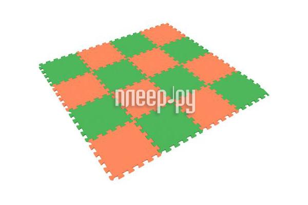 Игрушка Экопромторг Мягкий пол для детской Orange-Green 25МП1/8