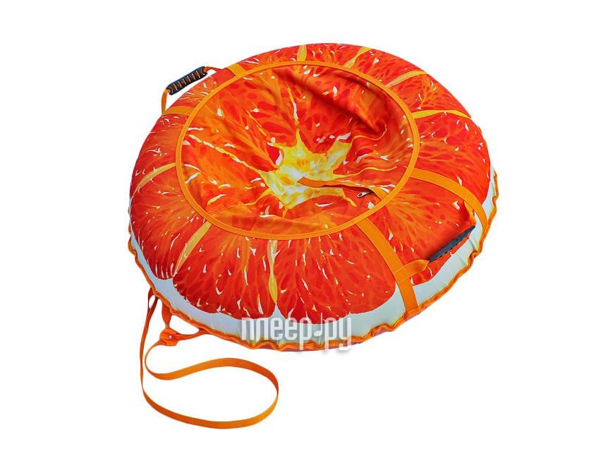 Тюбинг Митек Дизайн 95см Сочный Апельсин