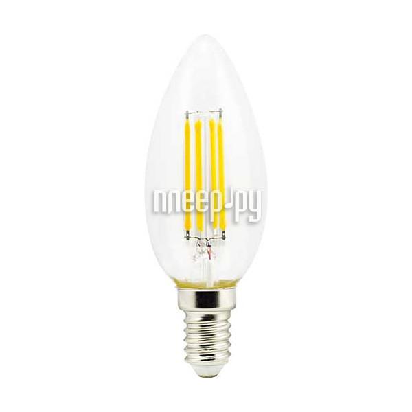 Лампочка Ecola Candle LED E14 5W 220V 4000K N4CV50ELC