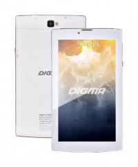 Планшет Digma Plane 7004 3G White (SC7731 1.5GHz/1024Mb/8Gb/3G/Wi-Fi/Bluetooth/Cam/7.0/1024x600/Android)